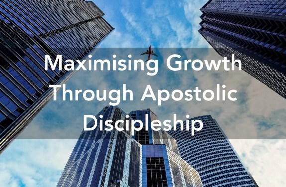 apostolic discipleship