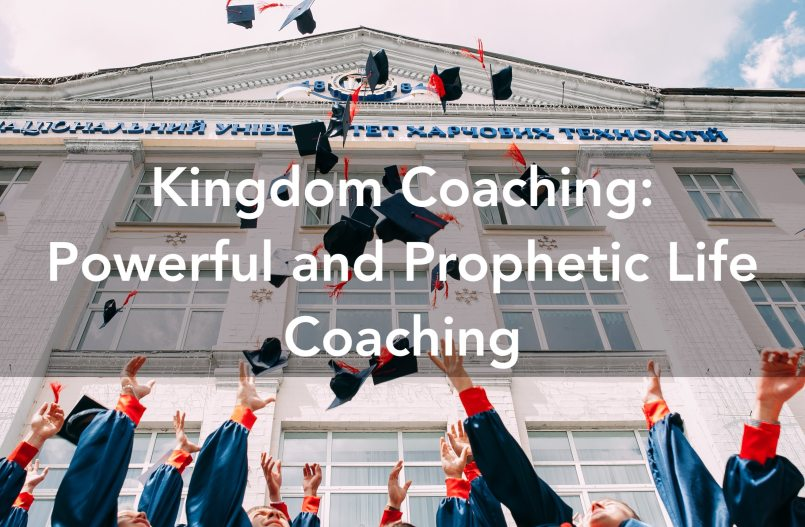 Three Facets of Kingdom Coaching - Anthony Hilder