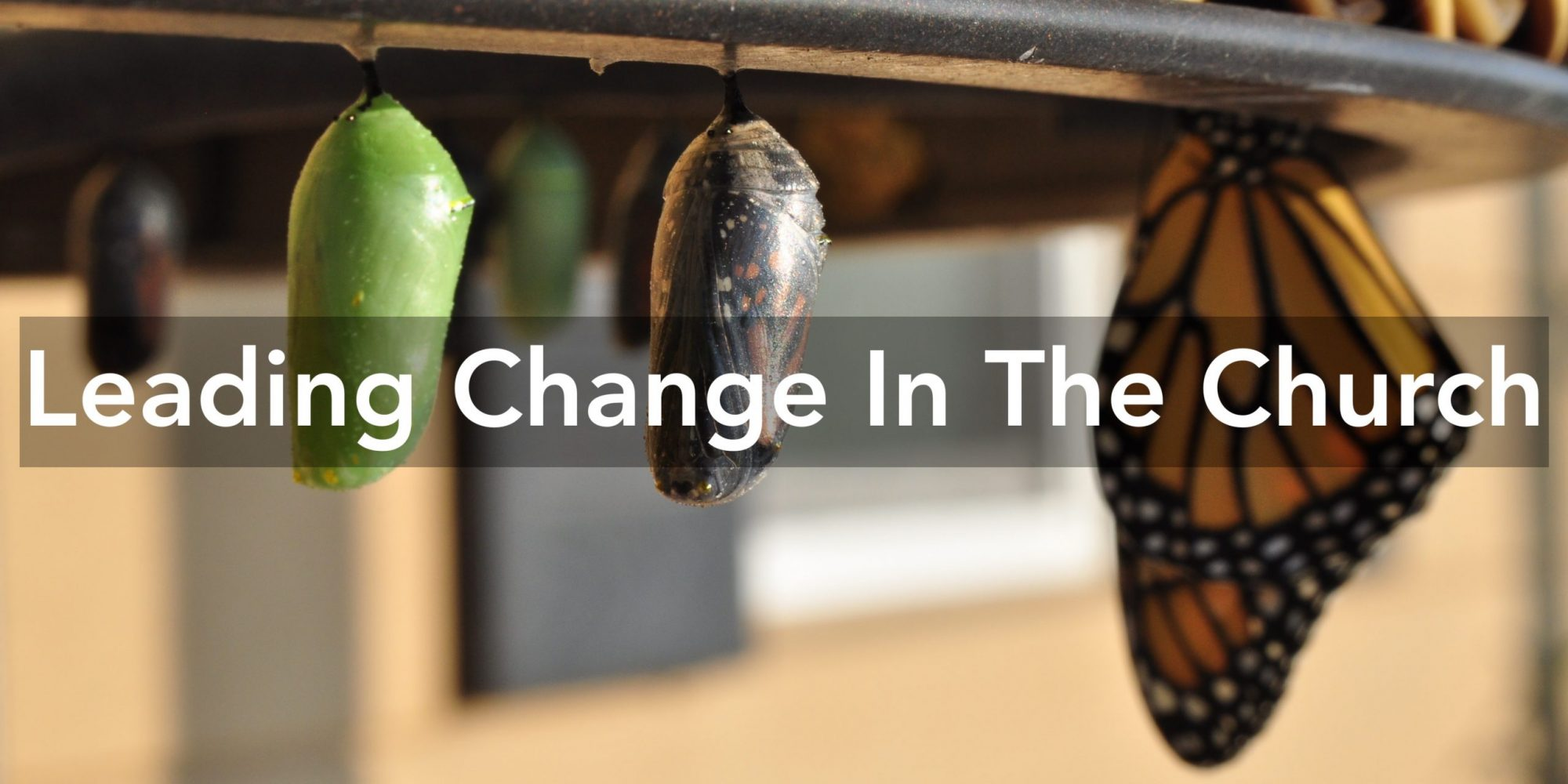 Leading Change In The Church