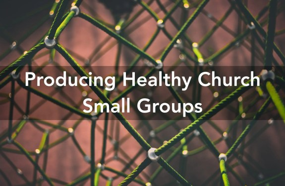 church small groups