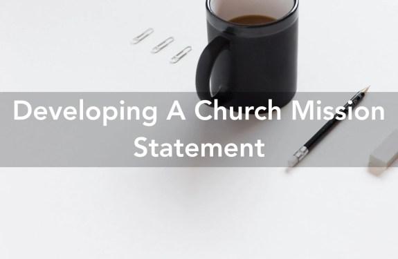 church mission statement