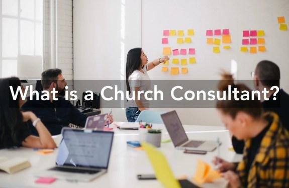 church consultant