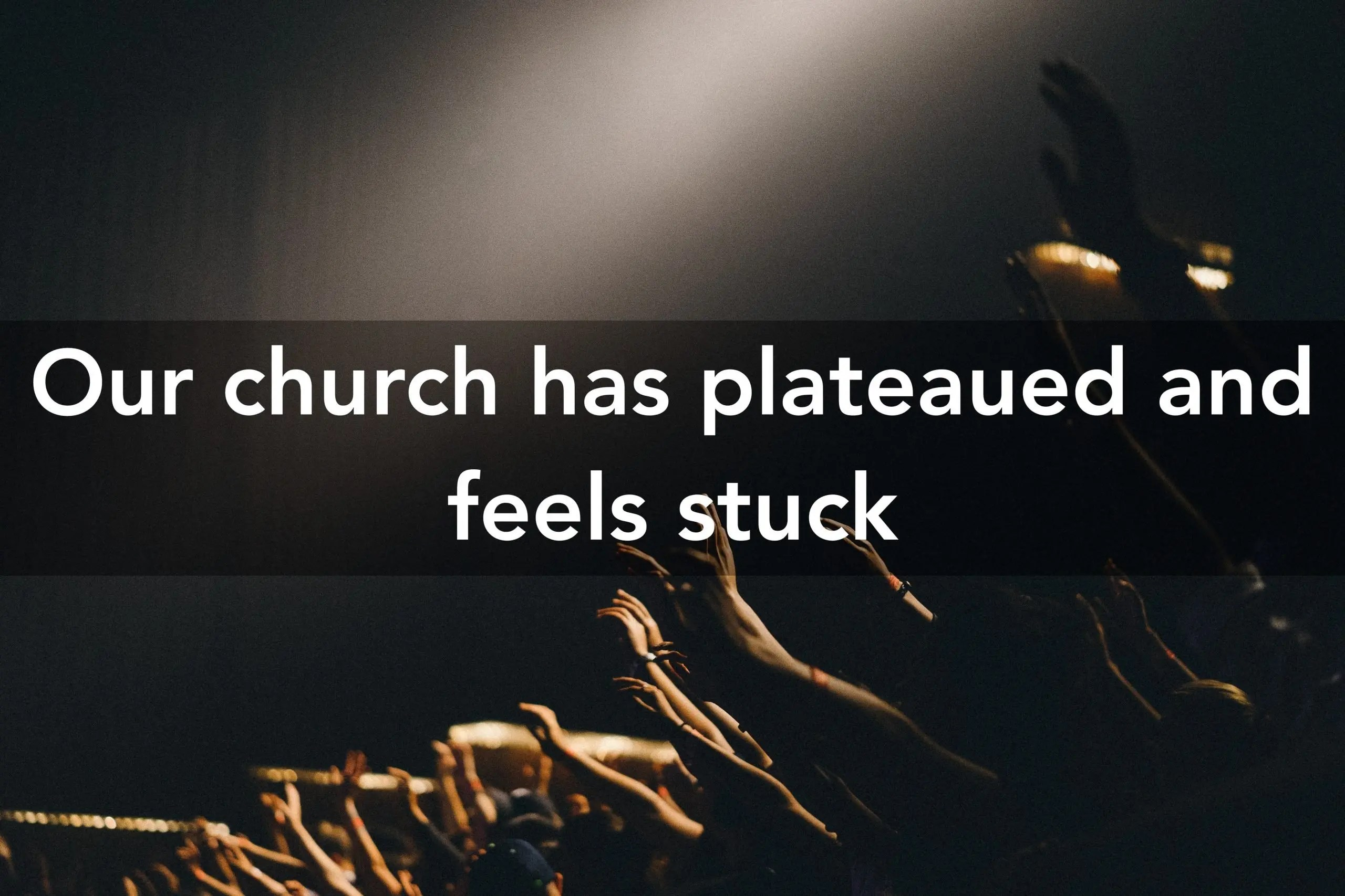 Stuck church
