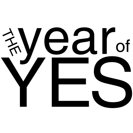 The Year of Yes!