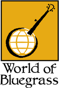 World of Bluegrass Logo