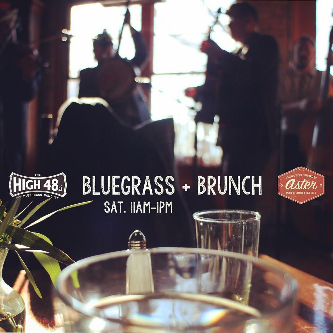 The High 48s Bluegrass Brunch