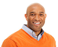 black-male-orange-jumper