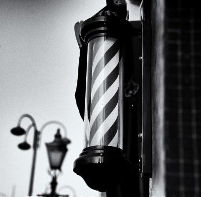 Barber Shop Pole