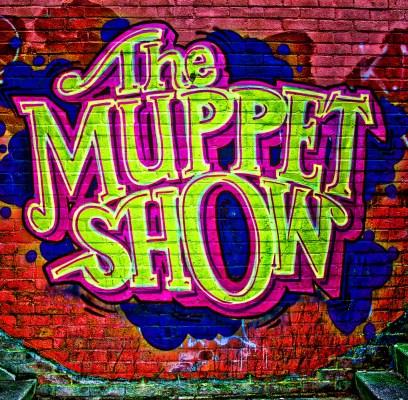 Muppet Graffiti