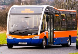 High Peak Bus Cuts – May 2018