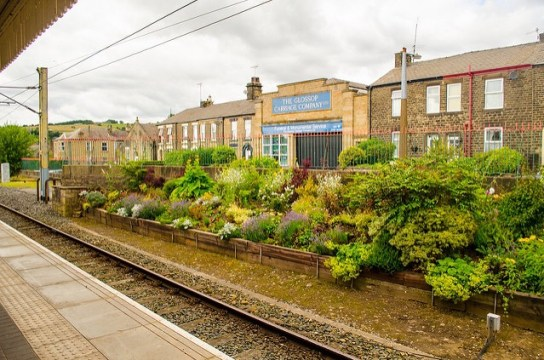 Glossop Station - parking charges