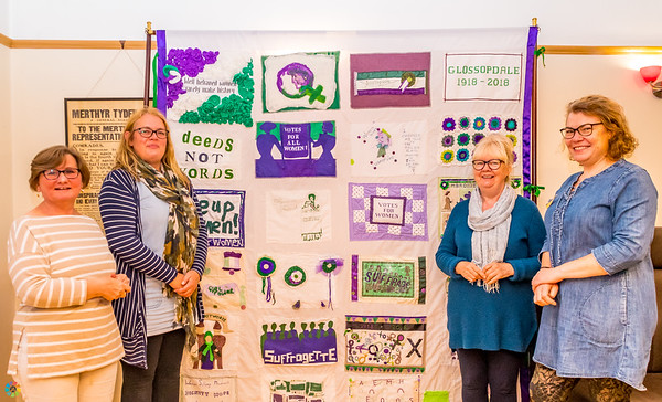 Women's Suffrage Centenary Celebration