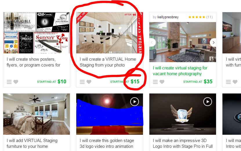 Virtual Staging for Real Estate Super Cheap – Hey Everybody
