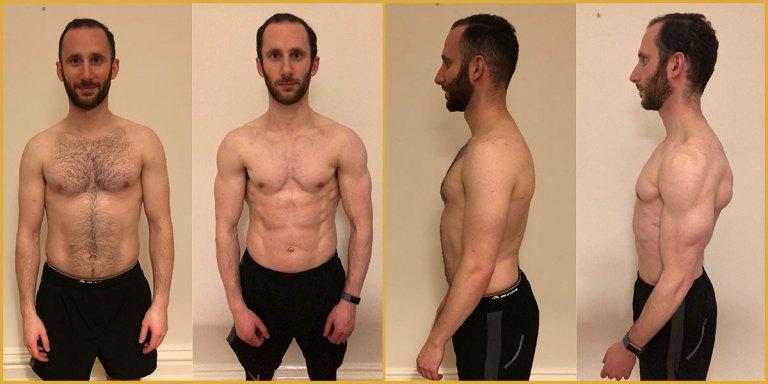 Asher Body Transformation
