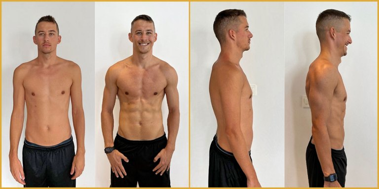 Tayler Body Transformation