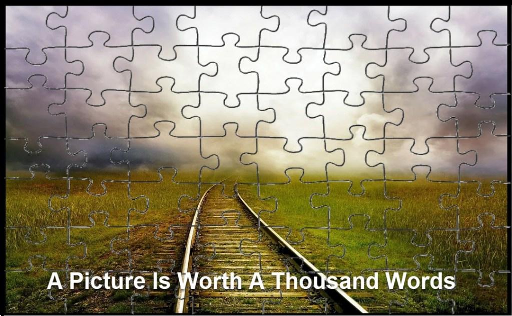 a puzzle picuture
