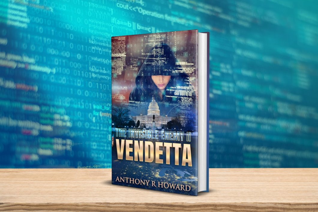 Press Play! The Invisible Enemy II: Vendetta Audio Theater