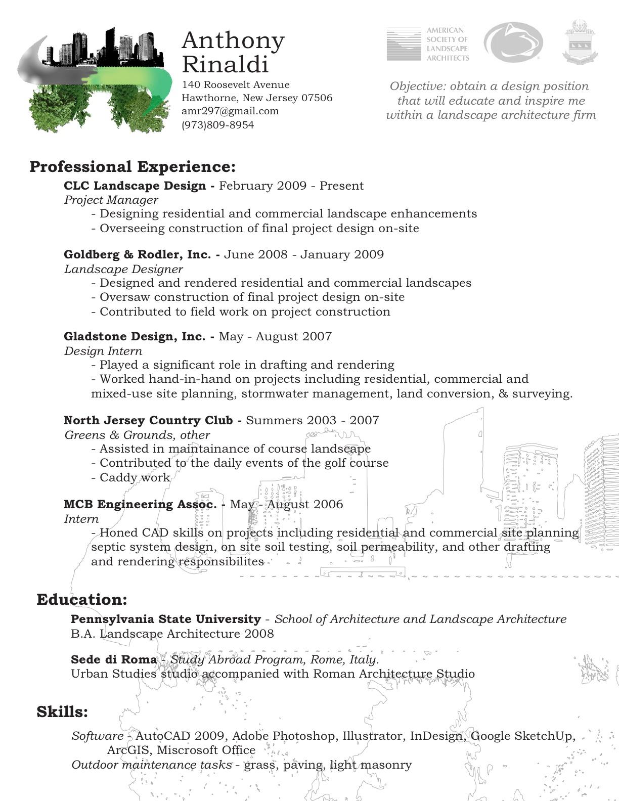 Laborer Resume Description Plant Resumes Construction