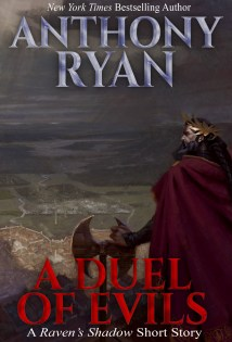 A Duel of Evil Cover Final