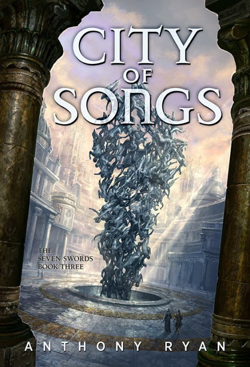 Announcing 'City of Songs' – Volume Three of the Seven Swords