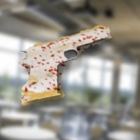 Pop-Tarts, Cap Guns and Child's Play