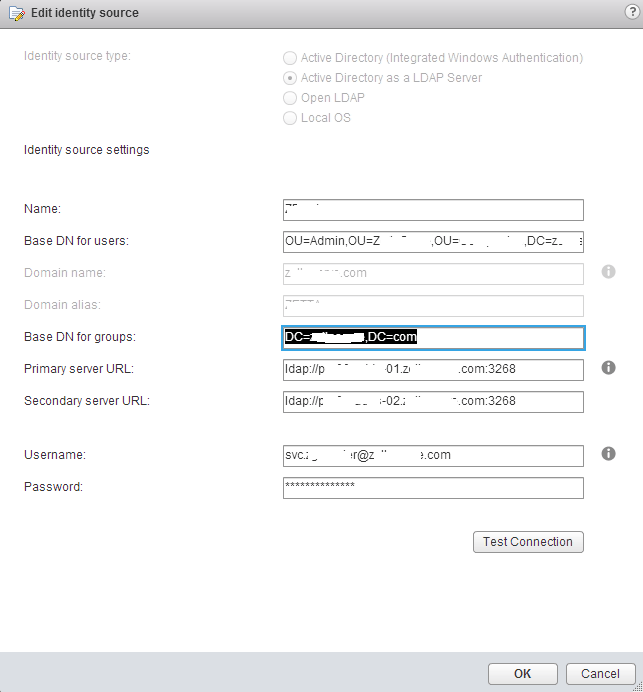 vCenter SSO 5 5: AD Group Membership Gotchya