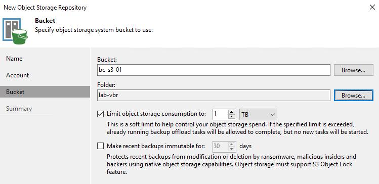 BlockChain Storage S3