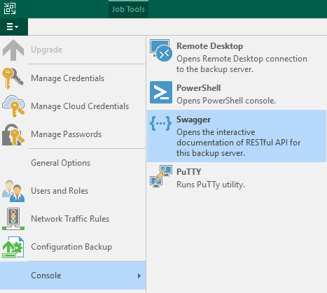 v11 For Service Providers – Automation with New API and PowerShell Module