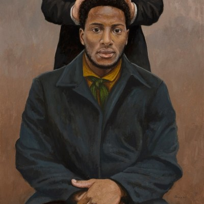 The Ordination of Q. Walker Lewis by Anthony Sweat