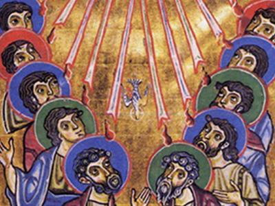 Der Geist der Pfingstzeit