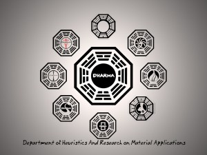 Science as Hermetic Weirdness: Dharma Initiative