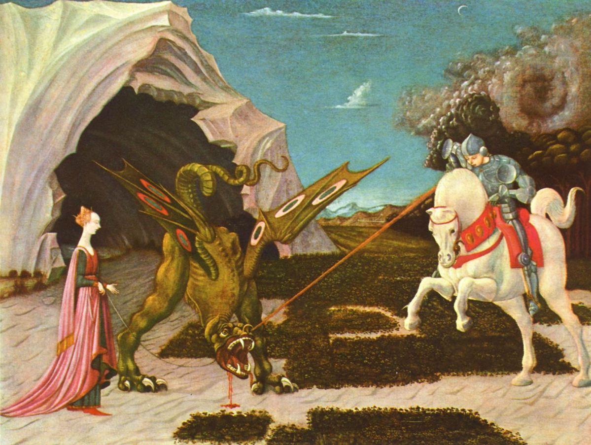 Jacob Boehme: Von der Tinktur, vom Drachen und der Jungfrau