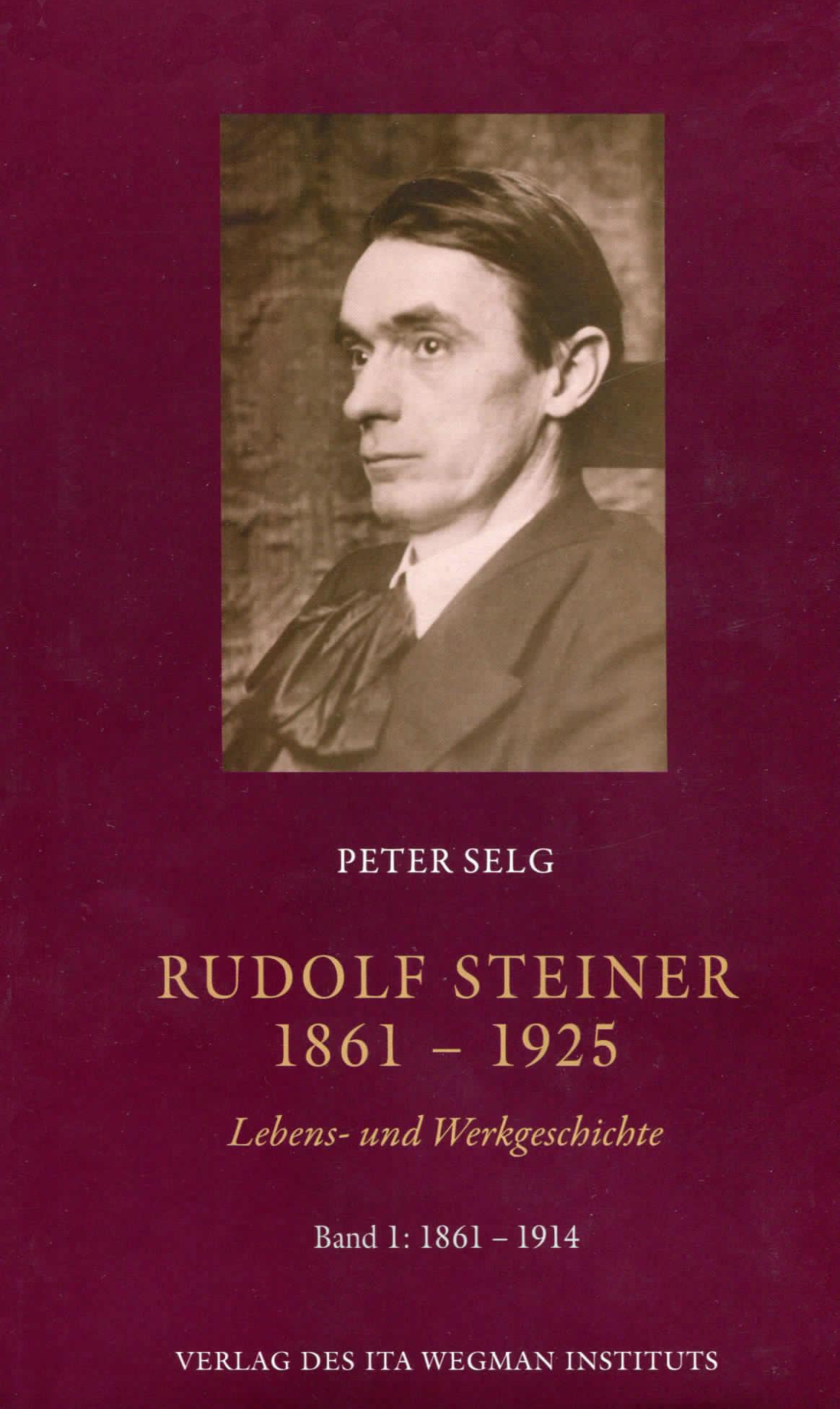 Peter Selgs Steiner Biografie Auch Eine Antwort Auf Helmut Zander