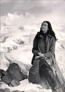 Catherine Ferr, Schuons erste Frau