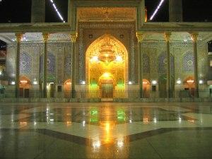 Al-Khadhimiya Moschee, Bagdad