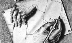 M.C. Escher, 1948