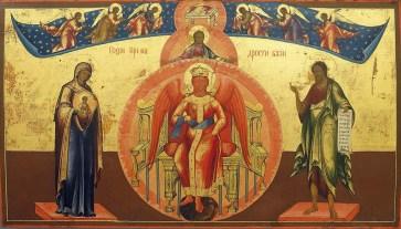 Sophia, die göttliche Weisheit..