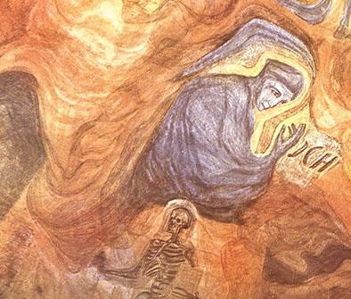 Geisteswissenschaft als persönliche Erfahrung I – die Schauer des Todes