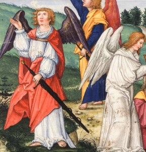 Ottheinrich Evangeliar 1430