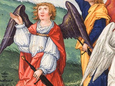 Die wahren Gotteskrieger oder: Wer hat dem Kreuze Rosen zugesellt?