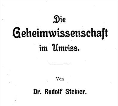 Christus, das hohe Sonnenwesen – Geheimwissenschaft im Umriss 1909/10 (21)