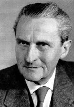 Jürgen von Grone um 1945