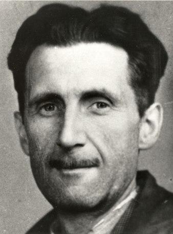 George Orwell, 1903-1950.