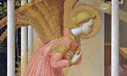 Fra Angelico, Verkündigung