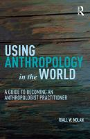 How to Become Part of Anthropology