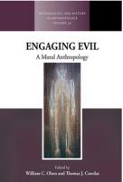 Toward an Anthropology of Evil?