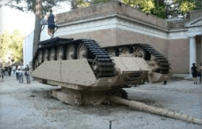 TANK TIPPING IS THE WORST