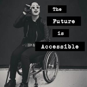"Annie Seggara ""The future is accessible"""
