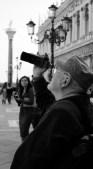 taking photos, Venice, italy