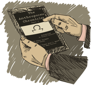 Avathropocene Chronicles now available as an eBook